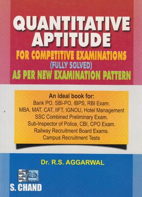 Ssc: rs aggarwal quantitative aptitude book pdf download.