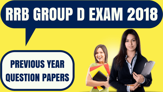 Rrc Group D Previous Question Papers Pdf