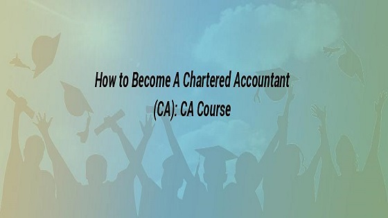 how to study chartered accountant