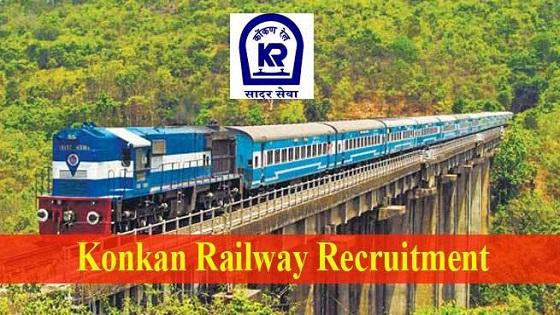 Konkan Railway Corporation Recruitment 2018 - 100 Trackman and More