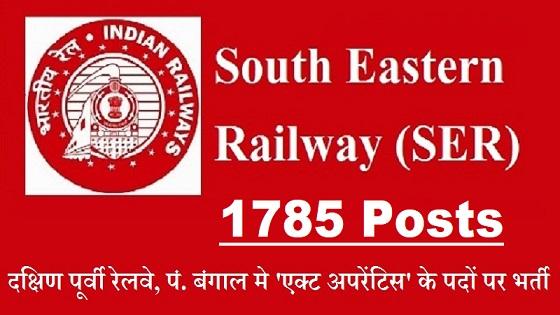 South Eastern Railway Logo Knower Nikhil